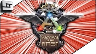 getlinkyoutube.com-ARK: Survival Of The Fittest -TRIBEZILLA! ( Gameplay ) Part 6