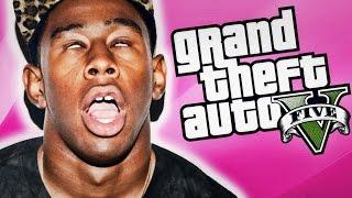 getlinkyoutube.com-GTA 5 Online EPICA BATTAGLIA RAP (Funny Moments)
