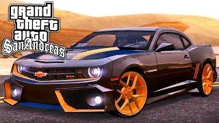getlinkyoutube.com-Racha de Camaro Rebaixado - GTA San Andreas