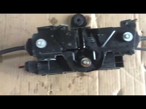 Исполнительный узел ручника Электро Ручник BMW 5 F