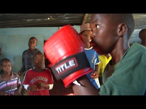 Boxing club – Khayelitsha