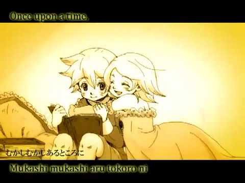 Kagamine Twins - Servant of Devil Ceritanya sedih nih. Si Rin dihukum mati tp Len rela menyamar jd Rin biar Len yang mati, bukan Rin :)