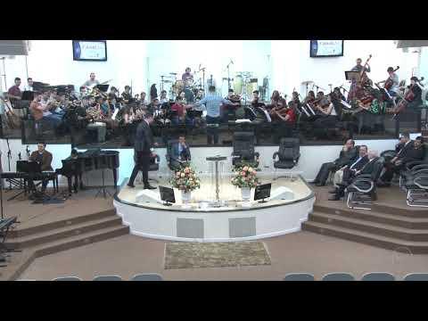 Orquestra Sinfônica Celebração - Vamos adorar a Deus  - 09 12 2018