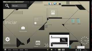 getlinkyoutube.com-el mejor tema futurista para windows 7