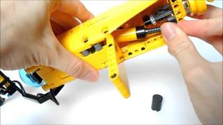 getlinkyoutube.com-Lego technic mini submarine