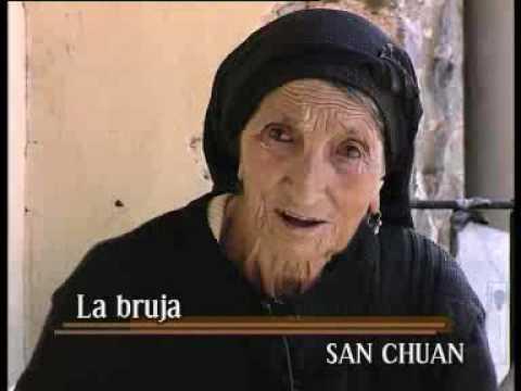 Archivo Audiovisual del Aragonés: San Juan de Plan