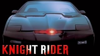 getlinkyoutube.com-Knight Rider KITT from Comic-Con SDCC 2012 KARR Hot Wheels car exclusive by Blucollection