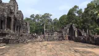 getlinkyoutube.com-カンボジア、シェムリアップのアンコールワット遺跡群を訪れてみた。 ~Angkor Wat,Cambodia,Siem Reap