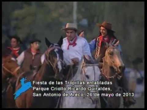 Montas especiales de Ramón Córdoba y Darío Vente en San Antonio de Areco (Mayo 2013)