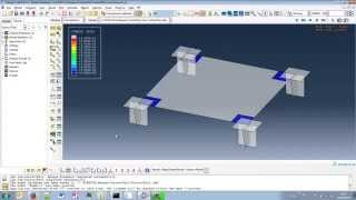 Abaqus - Contact modeling tutorial
