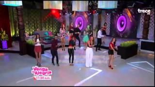 getlinkyoutube.com-Todos Bailando [Vanessa Claudio]