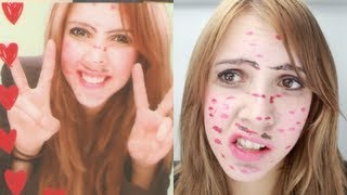 getlinkyoutube.com-プリクラはどこまで嘘なのか Japanese Purikura Technology