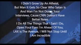 4 My 1 by Jaden Smith (Lyrics)