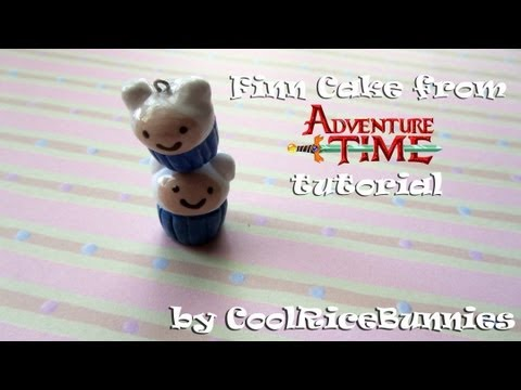 Tutorial: Finn Cake from Adventure Time