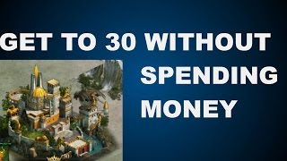 getlinkyoutube.com-HOW TO GET CASTLE 30 WITHOUT SPENDING $ (CLASH OF KINGS TIPS AND TRICKS)