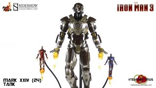 Hot Toys Iron Man 3 Mark XXIV (24)