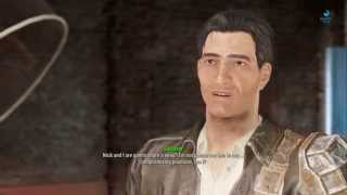 getlinkyoutube.com-Fallout 4: All Sarcastic Funny Options(PS4/1080p)