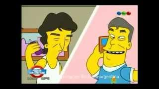 getlinkyoutube.com-Peligro Sin Codificar 2013 - Apertura de Los Simpsons