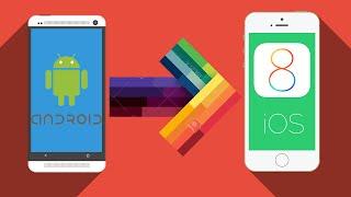 getlinkyoutube.com-Come trasformare Android in iOS 8
