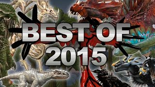 My Best Spore Creations of 2015