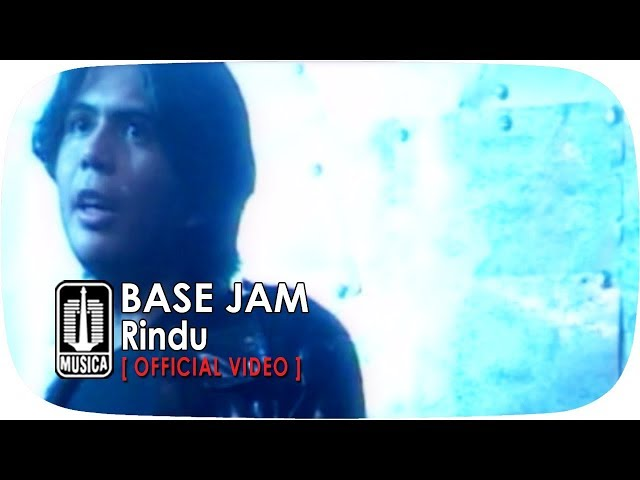 RINDU - BASE JAM karaoke download ( tanpa vokal ) cover