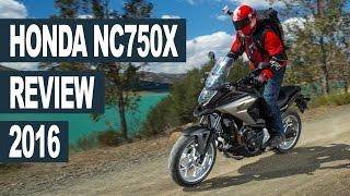 getlinkyoutube.com-Honda NC750X 2016 Motorcycle Review