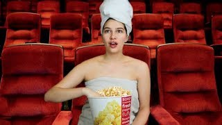 If I Lived in a Movie Theater!