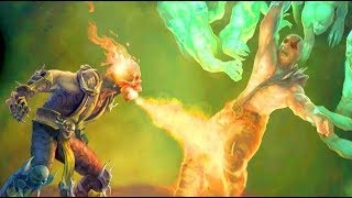 getlinkyoutube.com-Mortal Kombat IX Scorpion ENDING 4k UHD 2160p
