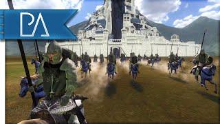 getlinkyoutube.com-FARAMIR'S SACRIFICE - Fall of Mordor - Mount & Blade: Warband Mod Gameplay