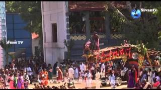 தெல்லிப்பளை துர்கையம்மன் கோவில் தேர்த் திருவிழா 27.08.2015