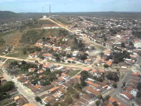 Itaberaba-BA vista panoramica