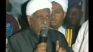 خطاب مولانا السيد محمد عثمان الميرغني شوفو الحنك