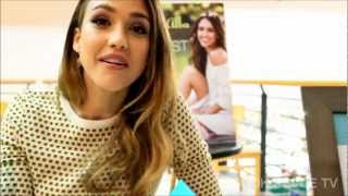 getlinkyoutube.com-JESSICA ALBA | BOOK REVUE TV