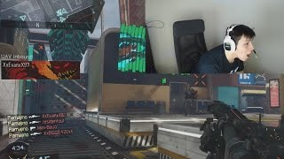 getlinkyoutube.com-OpTic Pamaj - First Black Ops 3 Sniper Live Commentary QUAD FEED IRON SIGHT