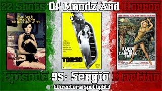 Podcast: Ep. 95   Sergio Martino (Directors Spotlight)