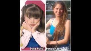 Carita de Ángel/Carinha de Anjo (antes y después)