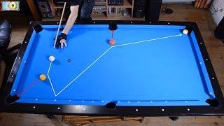 getlinkyoutube.com-Trickshots for beginners #1 - 台球 - Pool Trick Shot & Artistic Billiard training lesson