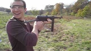 getlinkyoutube.com-Full Auto MG42, Stg44, MP40