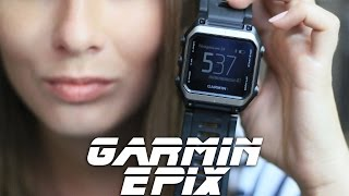 getlinkyoutube.com-Обзор Garmin Epix