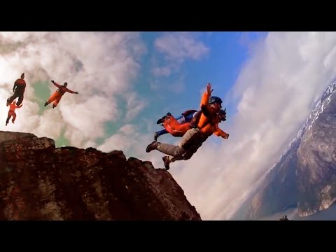 European BASE Jumping Expeditions | Apex BASE