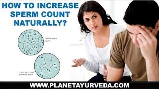 getlinkyoutube.com-How To Increase Sperm Count Naturally ?