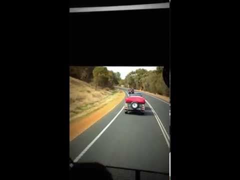 Mad Cyclist Down Under