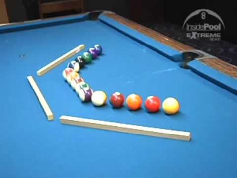 Pool Trick Shot for the Ages