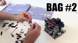 getlinkyoutube.com-Building Bag #2 - LEGO Ninjago Temple of Airjitzu 70751