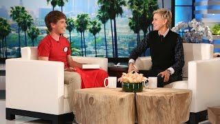 getlinkyoutube.com-#AlexFromTarget Meets #EllenFromEllen