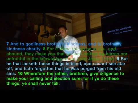 Add To Your Faith, Divine Nature; 3 Jerusalems?, Tribulation VS. Wrath, Apologetics