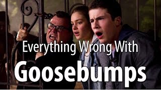 getlinkyoutube.com-Everything Wrong With Goosebumps In 15 Minutes Or Less