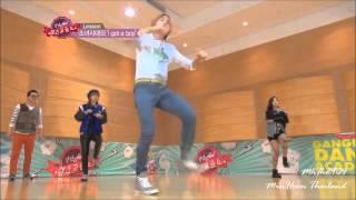 getlinkyoutube.com-BTOB's Ilhoon Cover Dance (Gangnam Dance School)