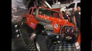 getlinkyoutube.com-SEMA: Jeep AEV Brute Double Cab