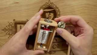 getlinkyoutube.com-Cigreen Tank Crossing Box Mod Review | Blackhat Vapor - Jacksonville E Cigarette Shop